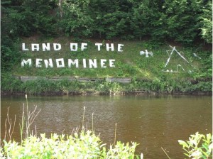 land of the menom